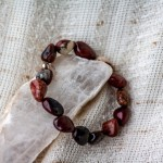 Sterling Silver and Breciated Jasper